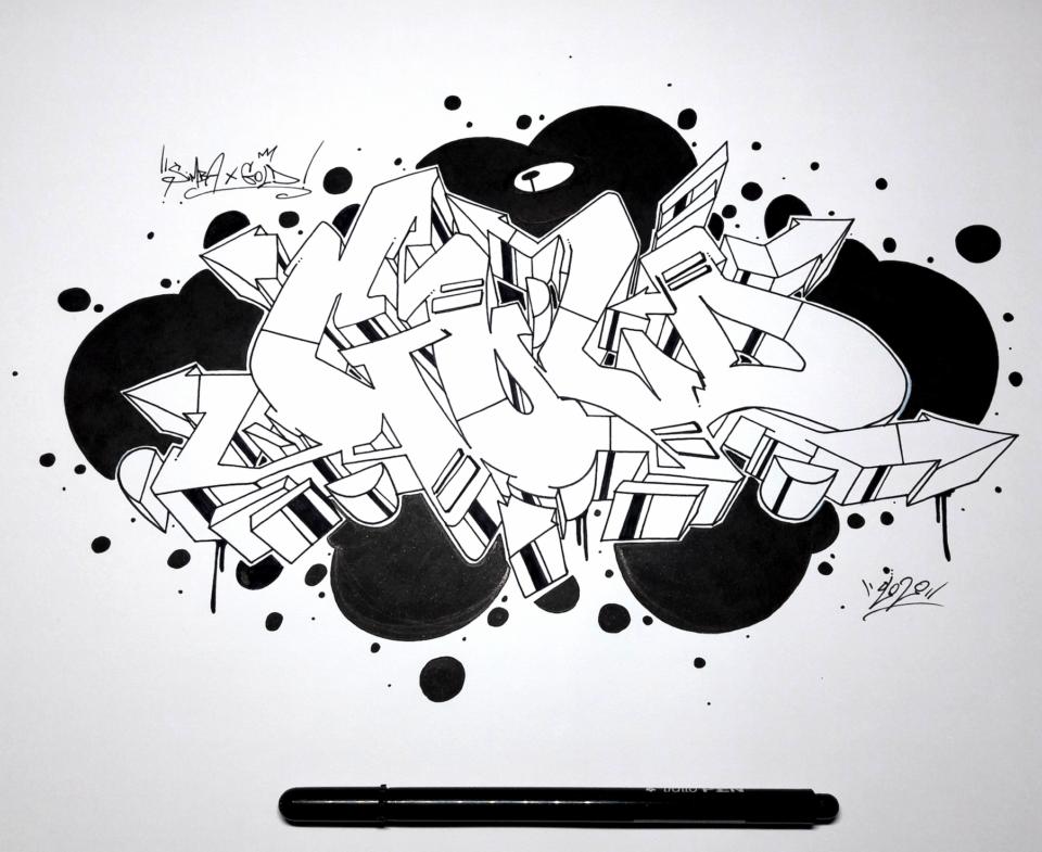Spray_Wars-Simba-sketch-gold-goldworld