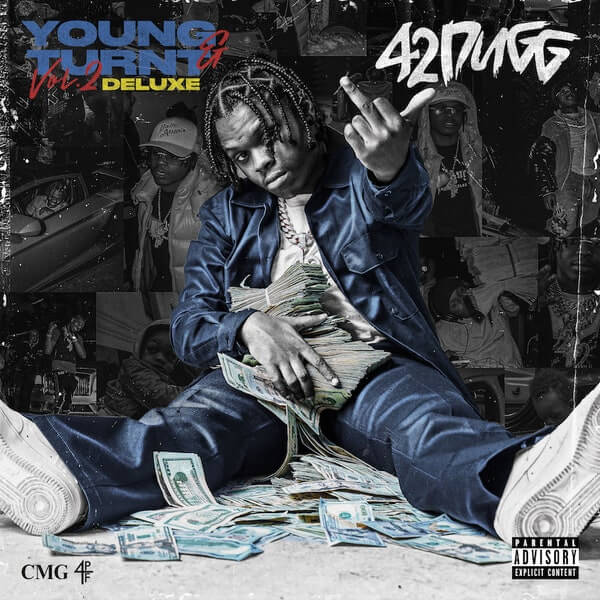 Barz_Around-42 Dugg-Young_&_Turnt_Vol_2-Deluxe_Edition-goldworld
