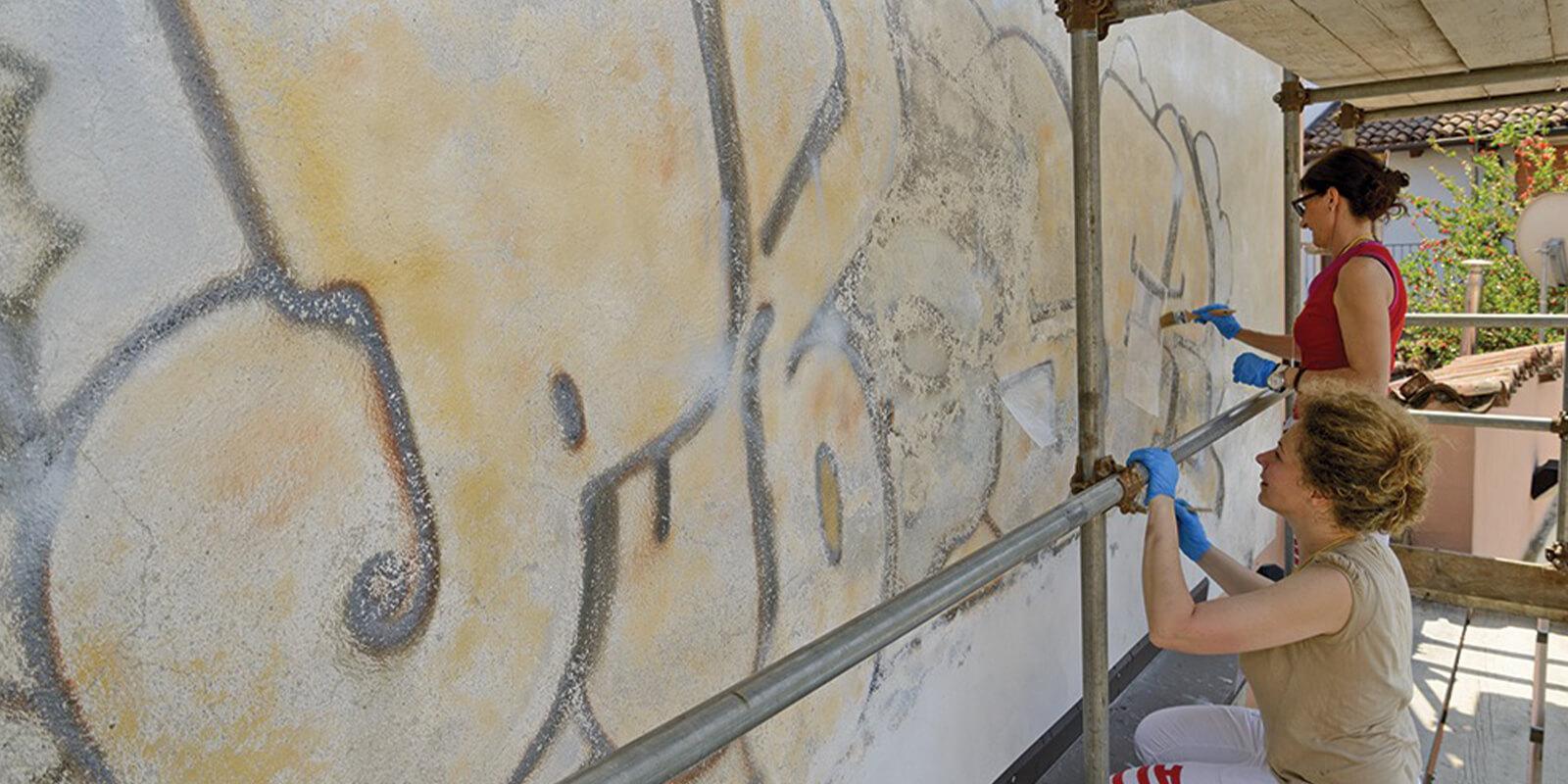 Preserviamo il muro di Phase 2 e Delta 2 banner