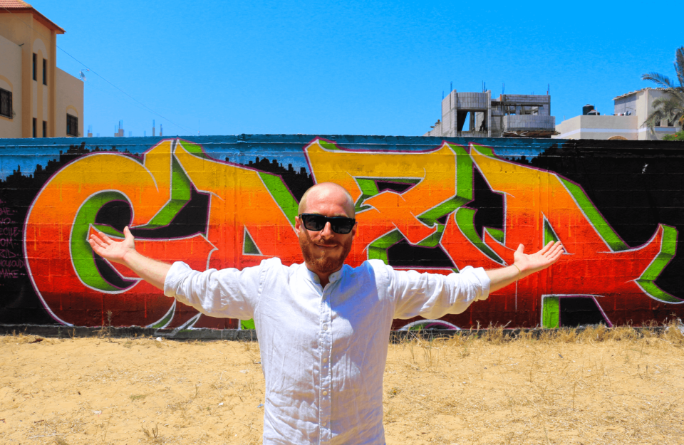 Smake-Graffiti-Gaza-goldworld