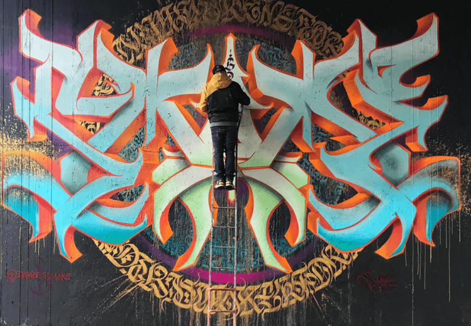 Smake-Graffiti-goldworld