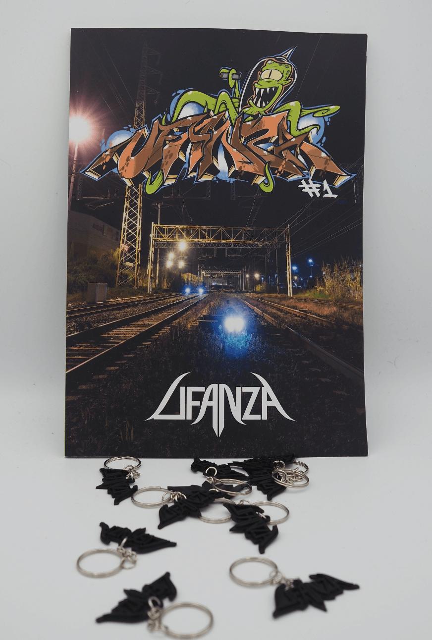 Il primo volume di Ufanza banner