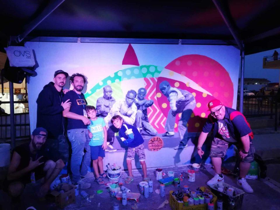 Hip Hopera Foundation-Festival_delle_Periferie-Palo_del_colle-goldworld