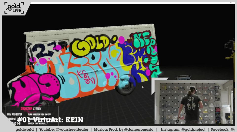 Kein-VirtuArt-Furgone-Graffiti_vr