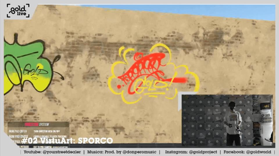 Sporco_X_Gold-VirtuArt-Graffiti_vr