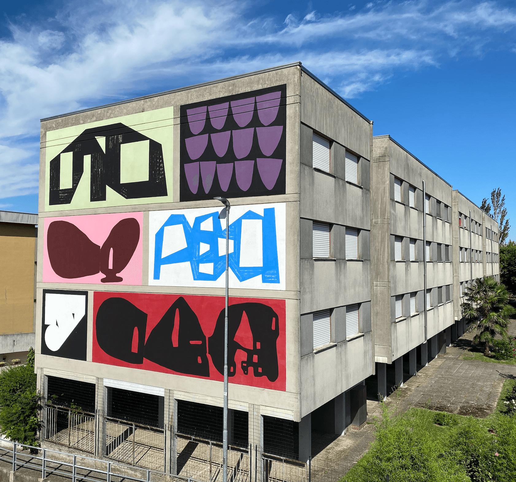 HollAndMe - Dutch Street Art In Six Italian Cities banner