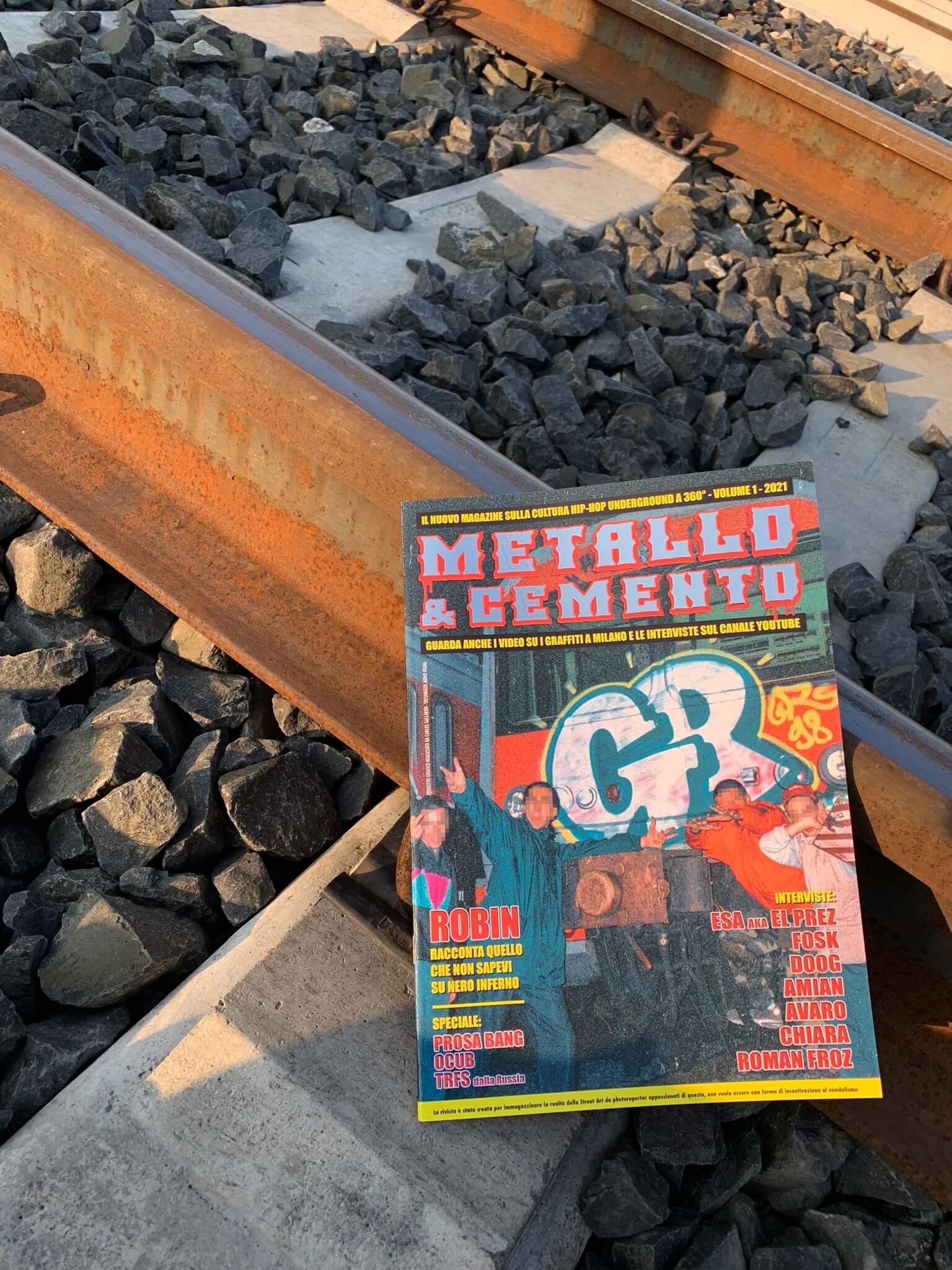 Metallo & Cemento per ribadire l
