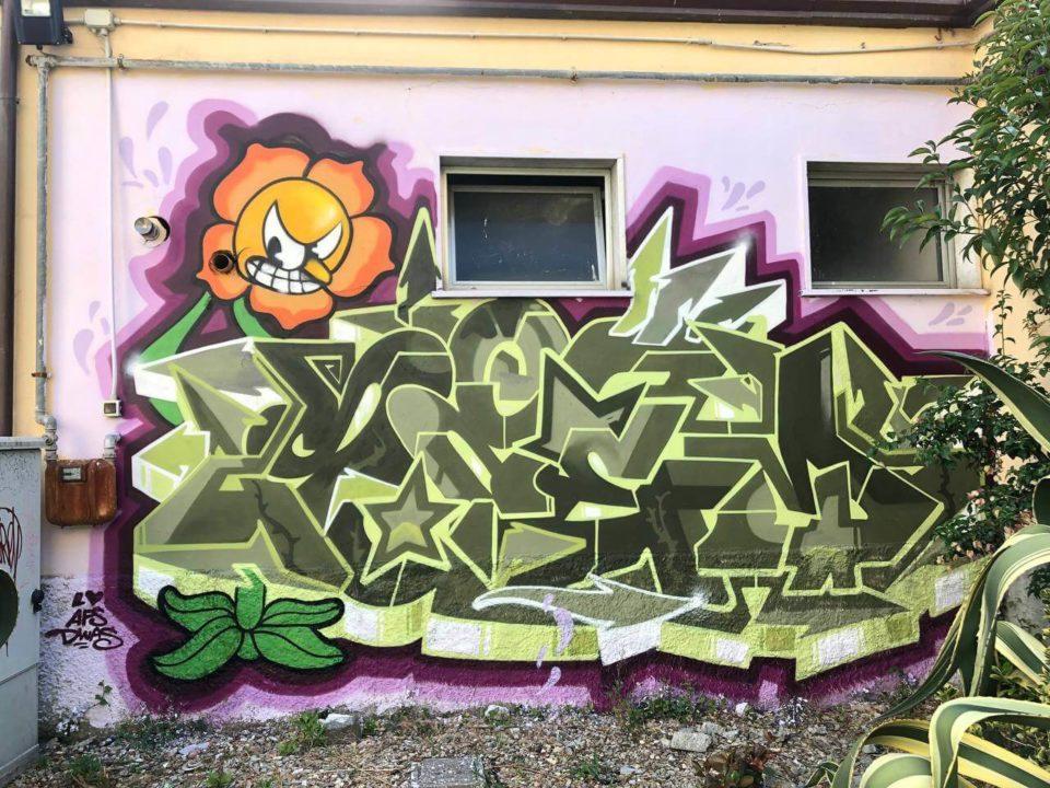 Canaletto Aperijam 2-Graffiti-Saem-goldworld
