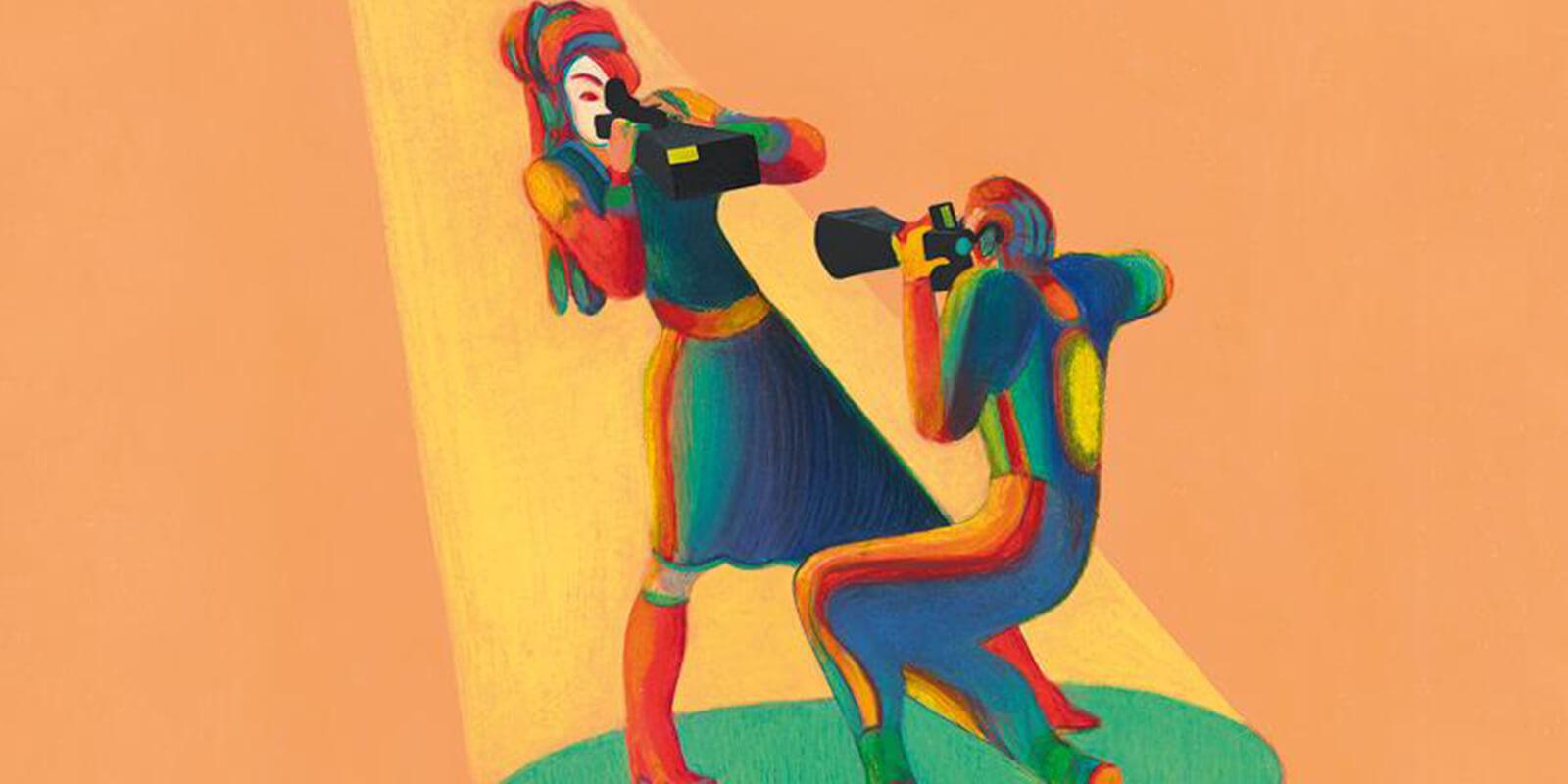 La nascita della VR alla Biennale banner