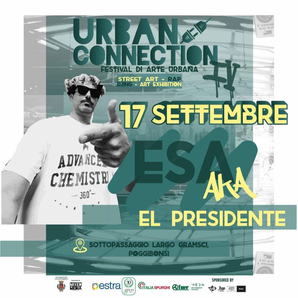Urban Connection 4-Poggibonsi-17_Settembre-Flyer-Goldworld