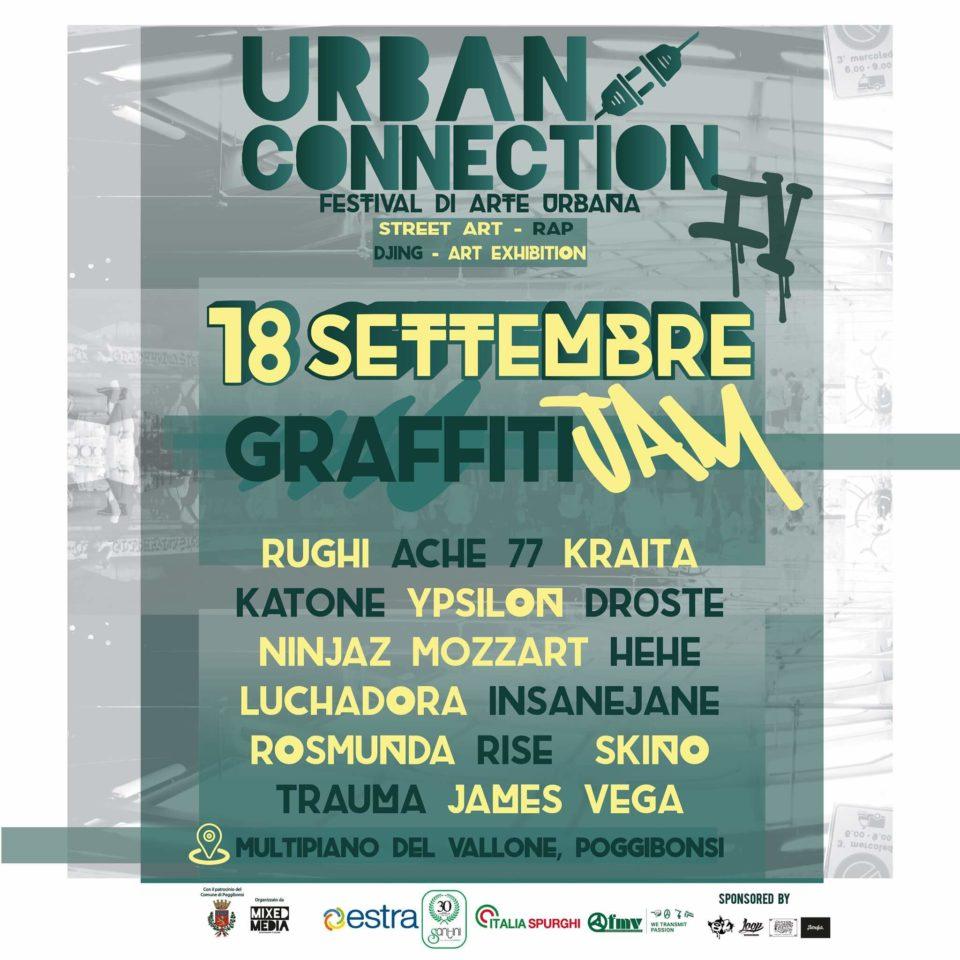 Urban Connection 4-Poggibonsi-18_Settembre-Flyer-Graffiti_Jam-Goldworld